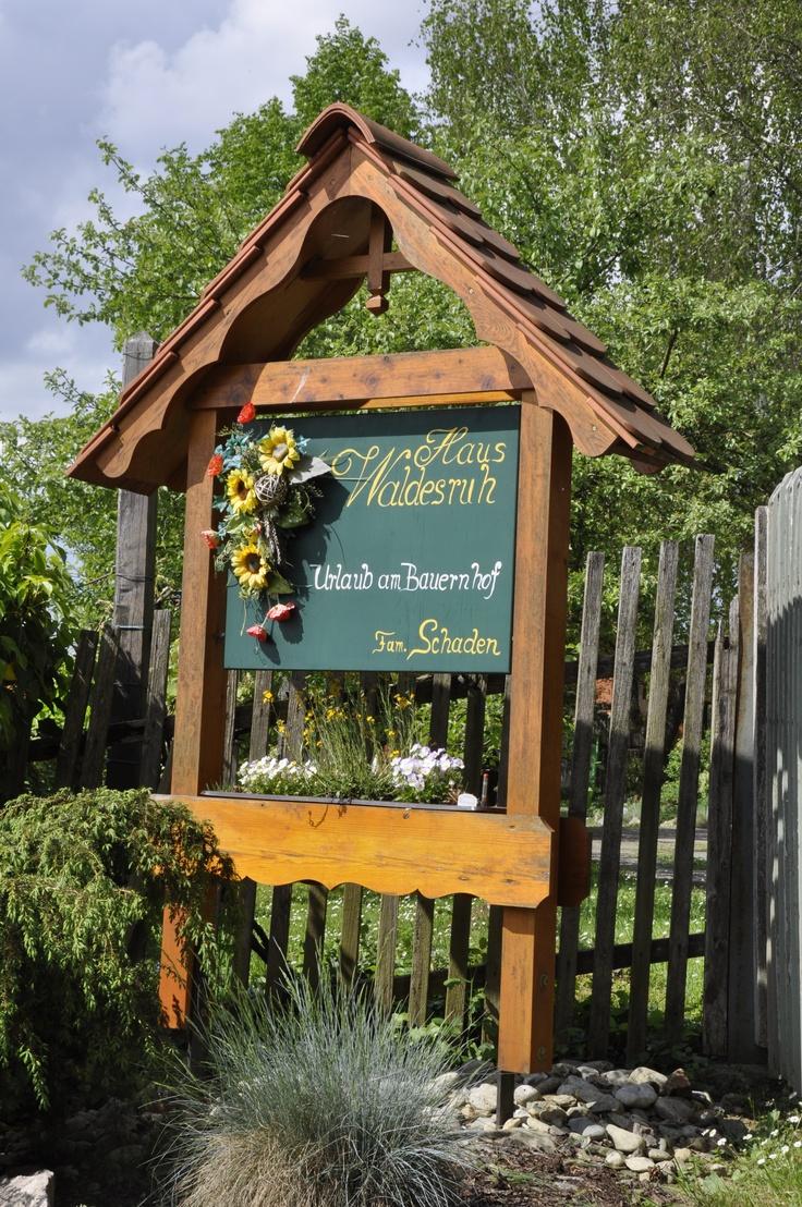 """""""Haus Waldesruh"""" - Fam. Schaden - www.hauswaldesruh.at"""