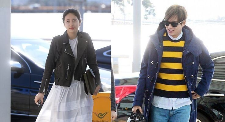 JYP and StarHaus confirm Suzy and Lee Minho's relationship