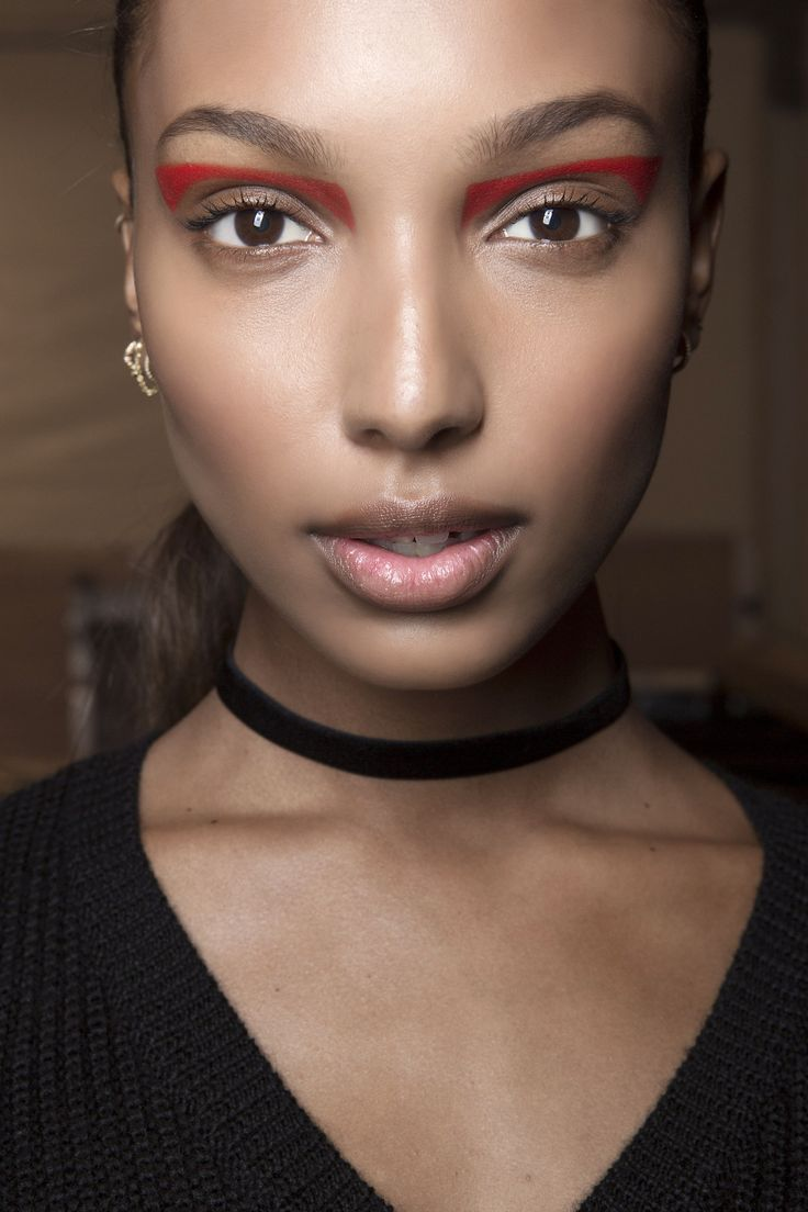 Beauty trendy z přehlídek | Marianne