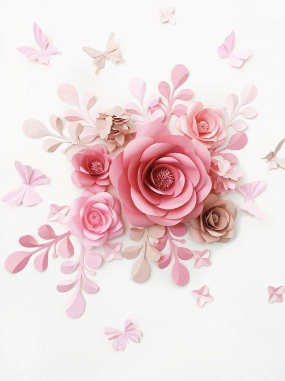 Best 25+ Large paper flowers ideas on Pinterest | Paper ...