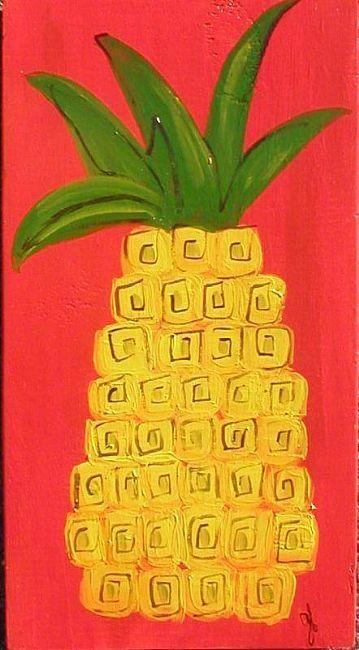 119 Best Pineapple Art Images On Pinterest Pine Apple
