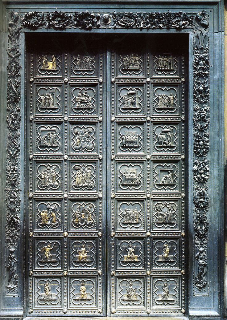 The 19 best images about Baptistry doors on Pinterest | Traveling ...