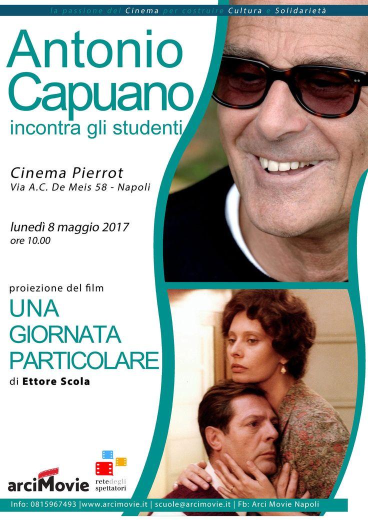 """Antonio Capuano - """"Lo schermo e le Emozioni"""""""