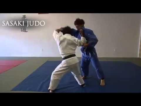 Sasaki Judo Techniques Tutorial - YouTube