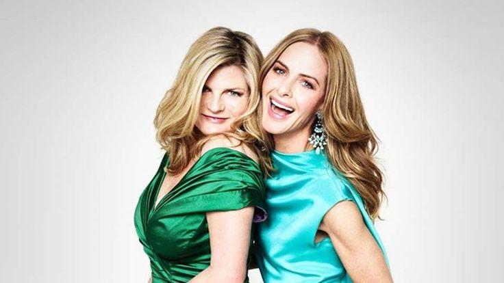 Trinny och Susannah stylar om Sverige De brittiska stilpoliserna Trinny Woodall och Susannah Constantine gör makeovers i Sverige.