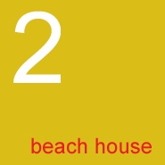 2 beach house : Byron Bay