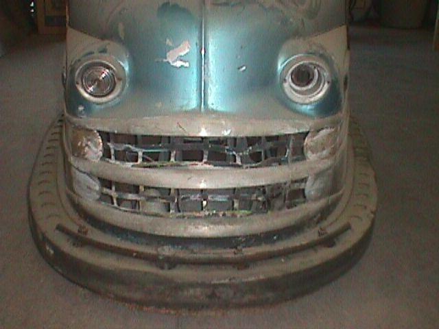 Ready to RestoreCars Restoration, Bumper Cars