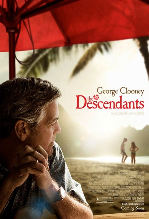 The Descendants, Movie Poster