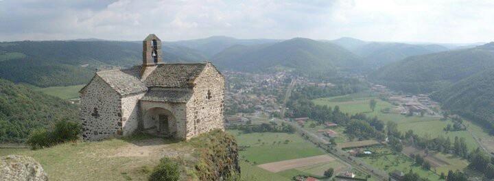 Chapelle Sainte Madeleine à Chalet