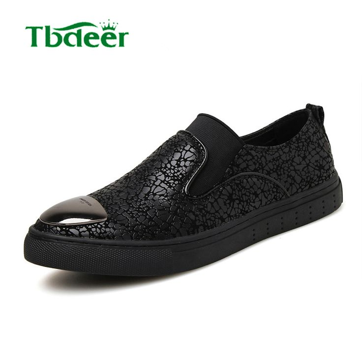$44.75 (Buy here: https://alitems.com/g/1e8d114494ebda23ff8b16525dc3e8/?i=5&ulp=https%3A%2F%2Fwww.aliexpress.com%2Fitem%2FNew-Design-Men-Casual-Shoes-Black-Out-Fashion-Party-Shoes-2016-Summer-Fashion-Slip-On-Spiked%2F32703331169.html ) New Design Men Casual Shoes Black Out Fashion Party Shoes 2016 Summer Fashion Slip On Spiked Loafers Vintage Tenis Masculino for just $44.75