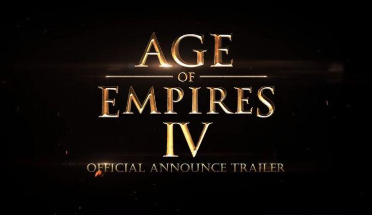 Age Of Empires 4 Açıklandı