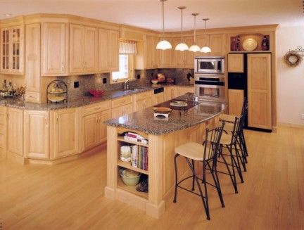 1000 Images About Maple Kitchen Cabinets On Pinterest Arches Maple Kitchen Cabinets And The