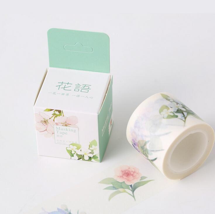 Ucuz 4 cm Geniş Taze Tarzı Çiçek Washi Bant Yapışkan Bant DIY Scrapbooking Sticker Etiket Maskeleme bandı, Satın Kalite kağıt el sanatları doğrudan Çin Tedarikçilerden: Siparişler içinhiçbir izleme bilgileriniTercih sürece çin sonrası hava posta kayıt.Siparişler için $ 7, üzerinden ücrets