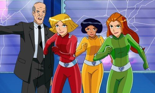 super espias demais   Até agora na Globo as Três Espiãs Demais estão sendo atração do ...