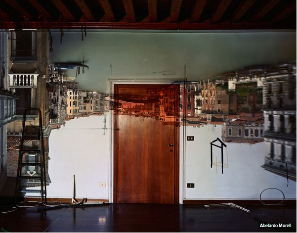 Abelardo Morell, Turned The Room Into A Pinhole Camera  Genius. |  Photography | Pinterest | Cameras, Set Design And Stage