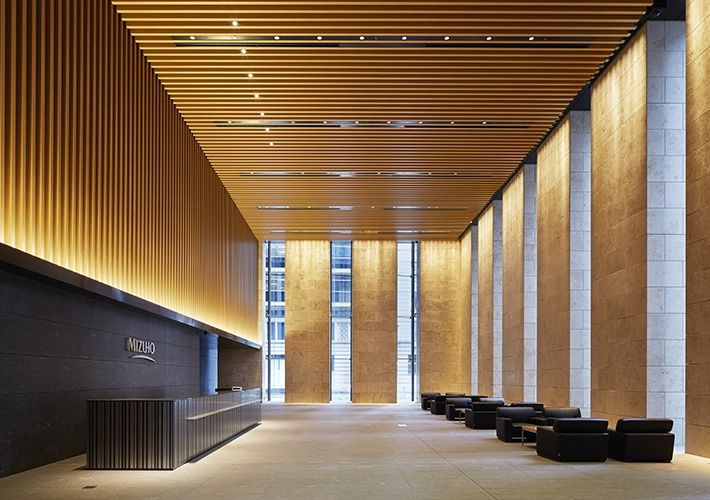 Kohn Pedersen Fox Associates: Projects: The Otemachi Tower