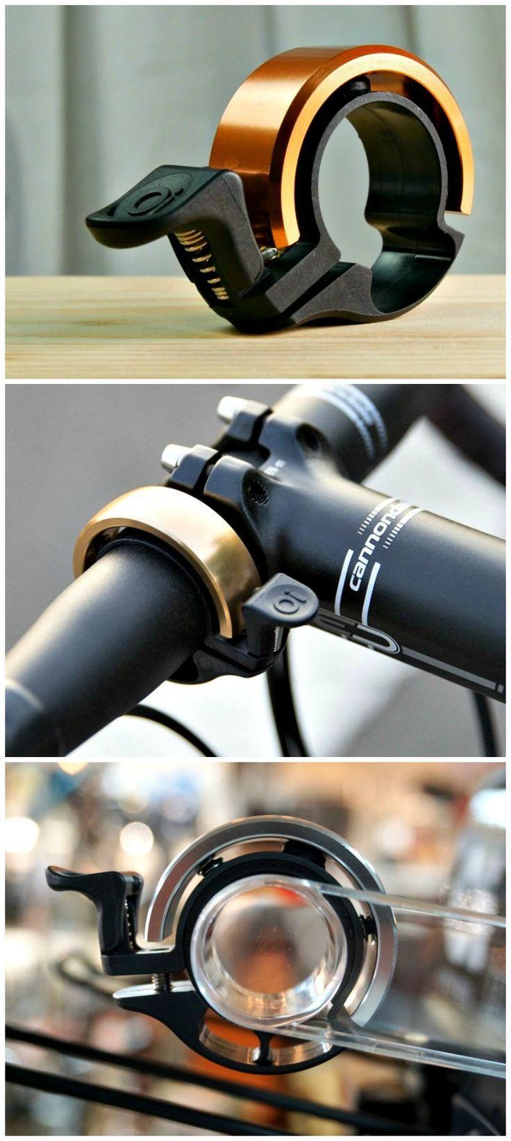 Knog Oi: Klingt wie eine Fahrradklingel, sieht aber nicht wie eine aus