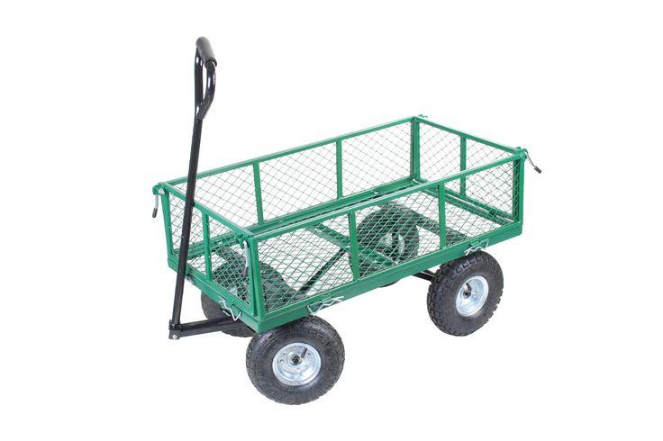 Vente GARDEN PARTY / 22309 / Accessoires et jeux de plein air / Chariot de jardin - Vert