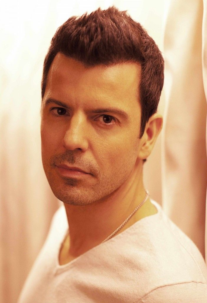 Jordan Knight - still makes me feel all tingly inside like when I was 10.