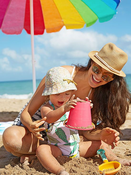 Learn which SPF level will protect your family best and get more sun safety advice for all ages.