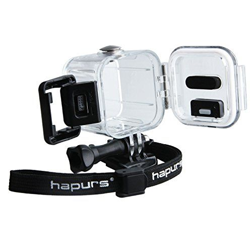 Hapurs Diving Waterproof Housing Protective Case Cover For GoPro 4 Hero Session Sport Camera Accessories Waterproof housing Case specially designed for the Latest Gopro Hero4 Session outdoor sports camera ONLY,not compatible with other versions. With this waterproof housing you can perfectly use the camera 40m to 45m under water. Standard Replacement Housing Slim, Lightweight Design: Makes your GoPro more wearable, mountable and versatile than ever https://hobbiesandcrafts.bo