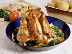 Kalbshaxen in Sahnesoße ist ein Rezept mit frischen Zutaten aus der Kategorie Kalb. Probieren Sie dieses und weitere Rezepte von EAT SMARTER!