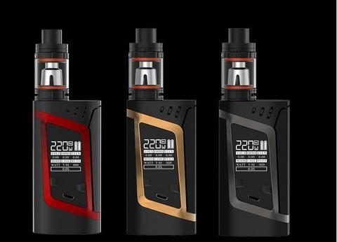 Hot Vape Gear: Smok Alien Kit 220W Review