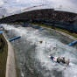 David Florence & Richard Hounslow of Britain White Water Rafting.  Top Images From London Olympics (Slideshow) - Road Runner
