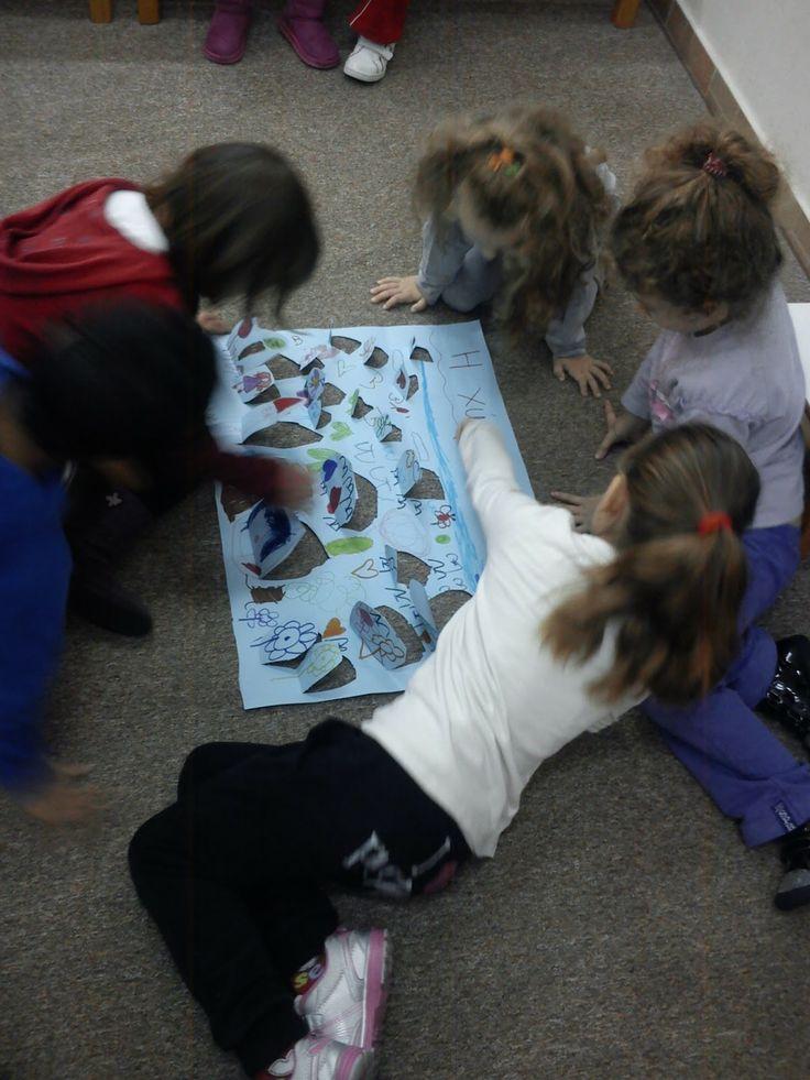 Early Childhood World: Project: Διαχείριση συναισθημάτων - Θυμός