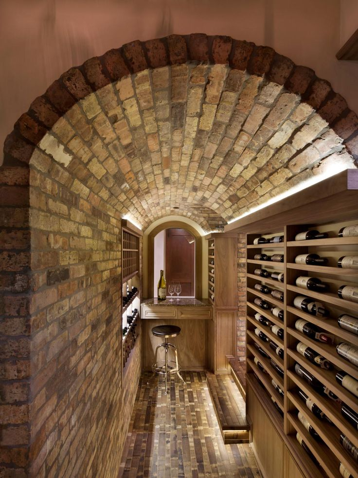 home wine cellar design. Who needs Napa or France when you have this stunning wine cellar right  inside your 13 best designs images on Pinterest Basement ideas