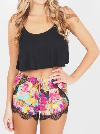 https://www.facebook.com/fashion2233  Lace Trim Summer Shorts!  $27 - Selling Out Super Quick