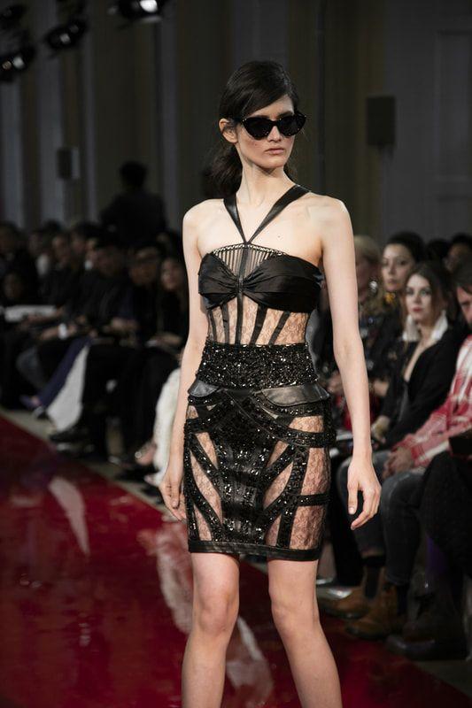 Couturissimo  London Fashion Week SS18