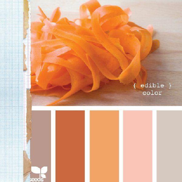 Edible tones ~ design seeds