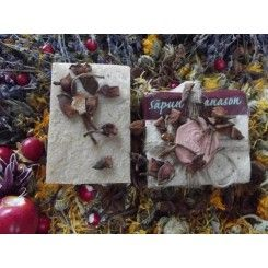 Natural Soap with Anise and Bran Herbaria