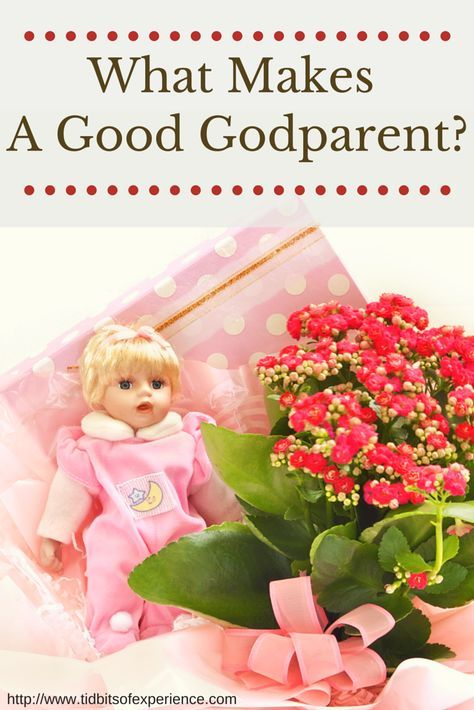 The godparent idea has been around for ages. Be prepared when you're given the godparent request with this valuable information!
