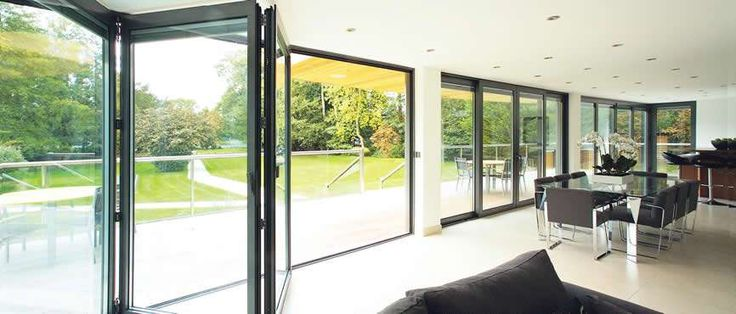 Folding Sliding Doors: Your questions answered | Real Homes