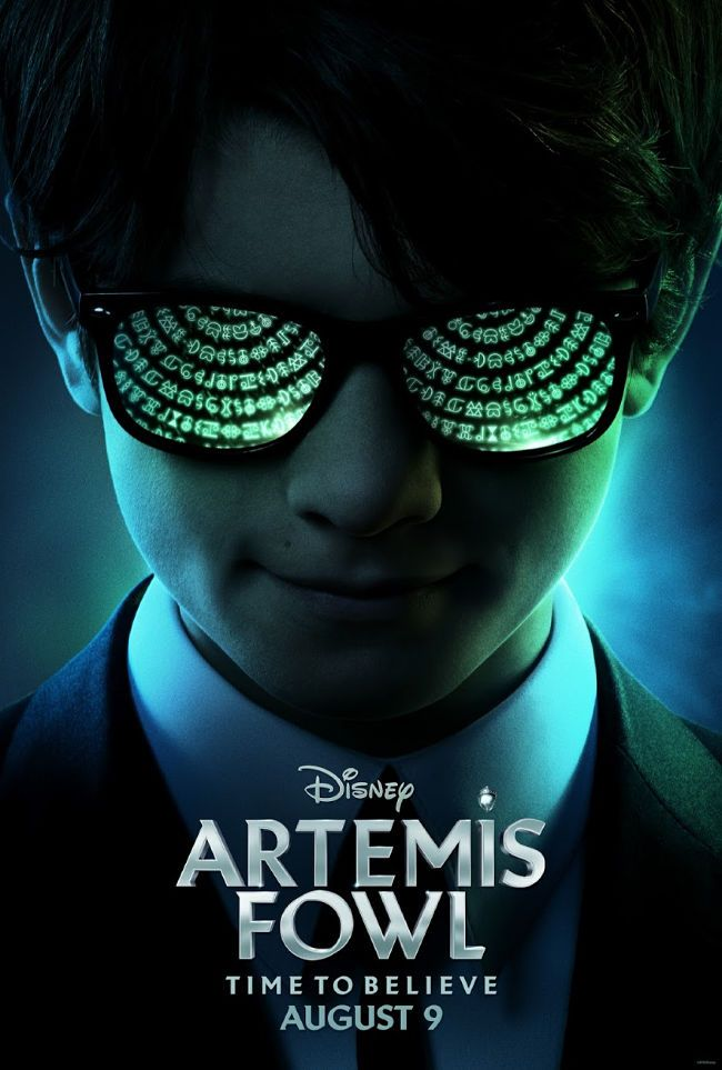 Artemis Fowl Comes To Life And To Theaters August 9 2019 Artemis Fowl Artemis Free Movies Online
