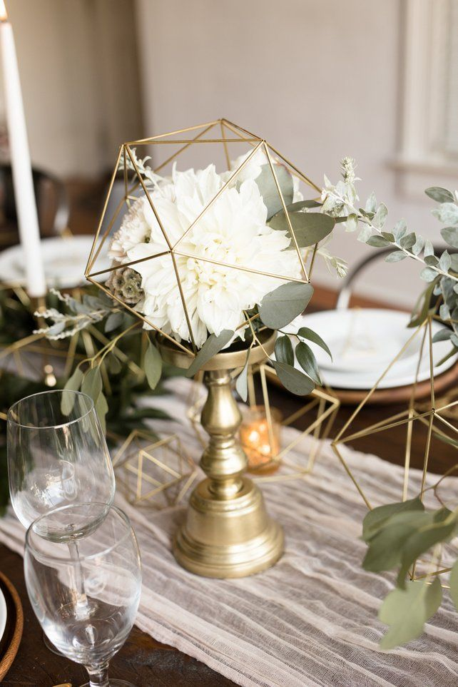 Sphere Table Centerpiece 6 7 5 9 5 11 Geometric Spheres
