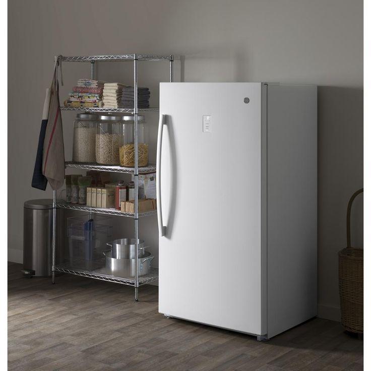 Ge garage ready 173 cu ft frostfree upright freezer in