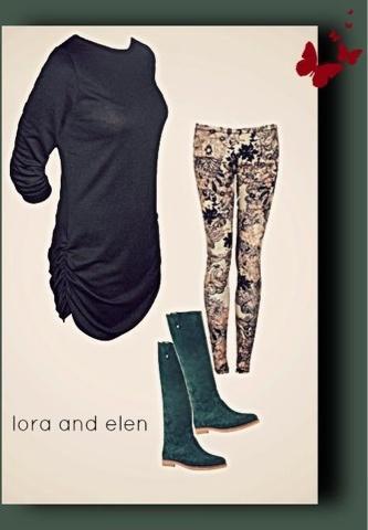 Στυλιστικη πρόταση by Lora and Elen, το αγαπημένο μπλουζοφορεμα. ~ Kalli's blog