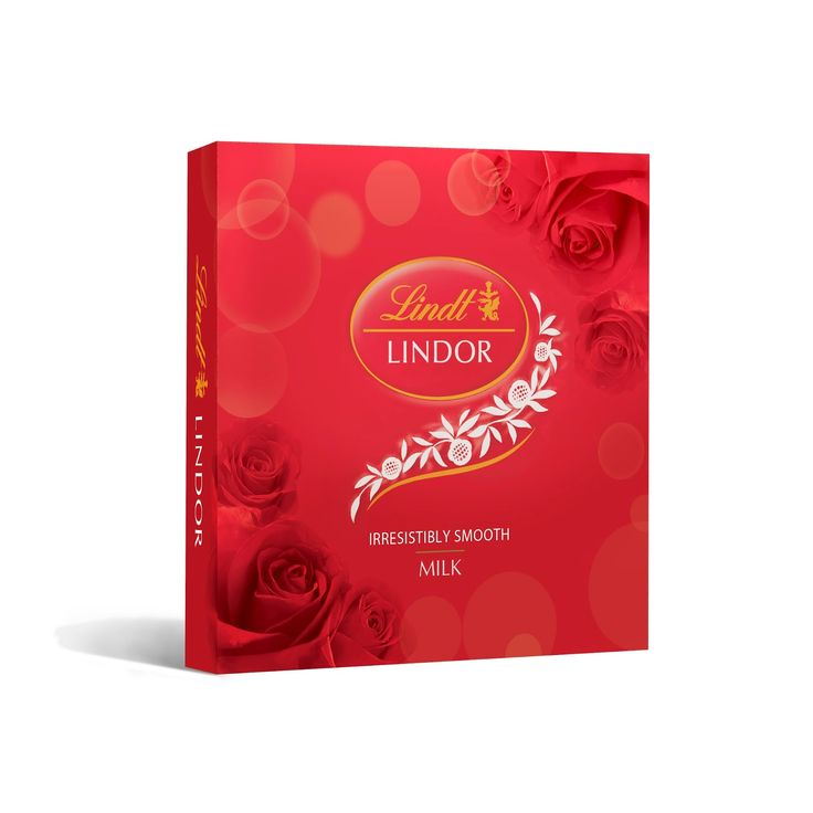 Lindt Seasonal - International Women's Day on Packaging of the World - Creative Package Design Gallery