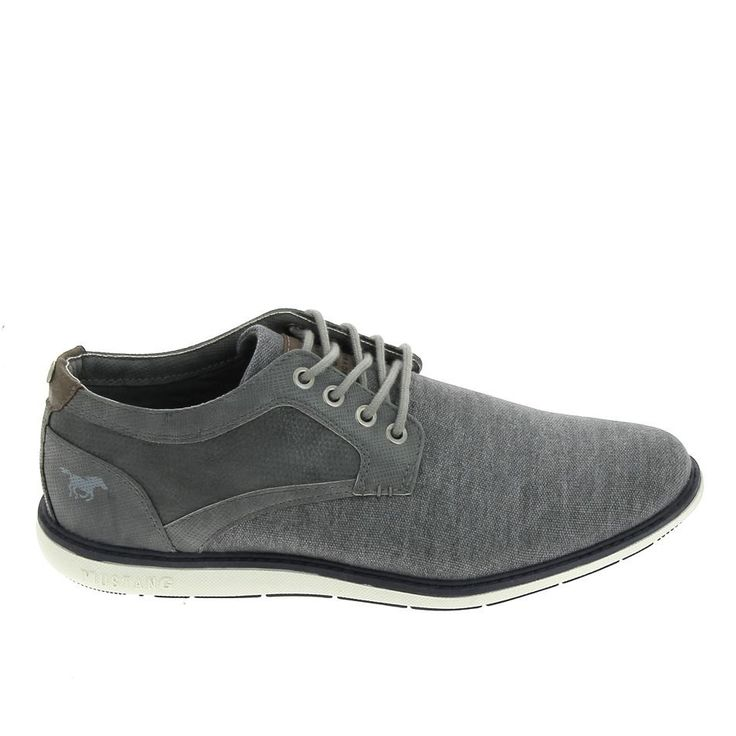 MUSTANG Sneakers 4111301 Gris