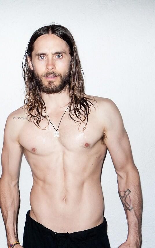 """2013 Dic. - Jared Leto by Terry Richardson - """"Jared Leto in Tulum"""""""