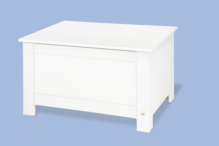 Produkt Detailinformationen: • Holzstruktur sichtbar • B 80 cm, T 56 cm, H 48 cm • Deckel mit Klappendämpfer • Belastbarkeit: 100 kg