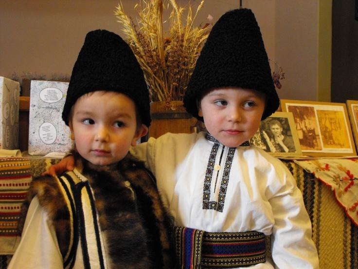 Romanian children - cute!!