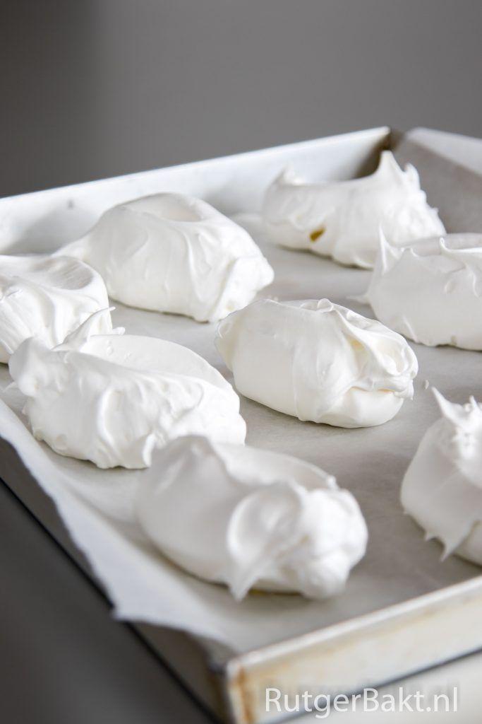 Basisrecept: Franse meringues (knapperig schuim)