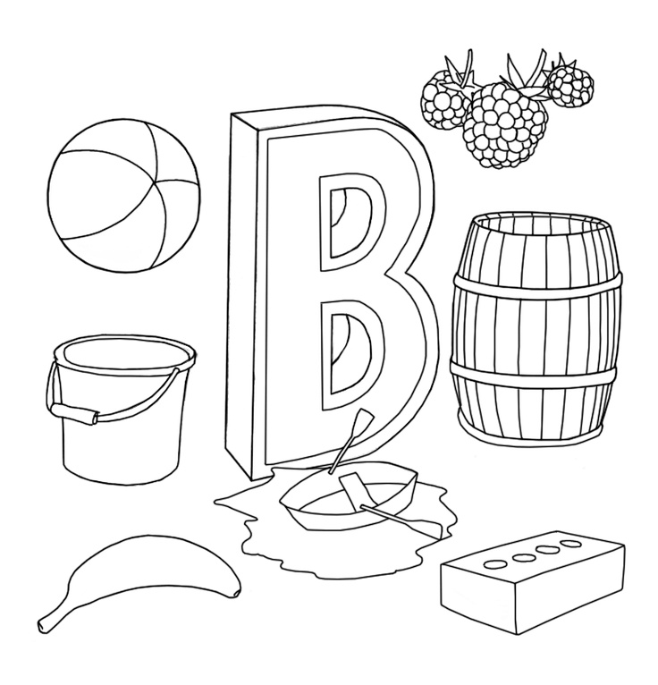 B. Coloring book ABC for iPad