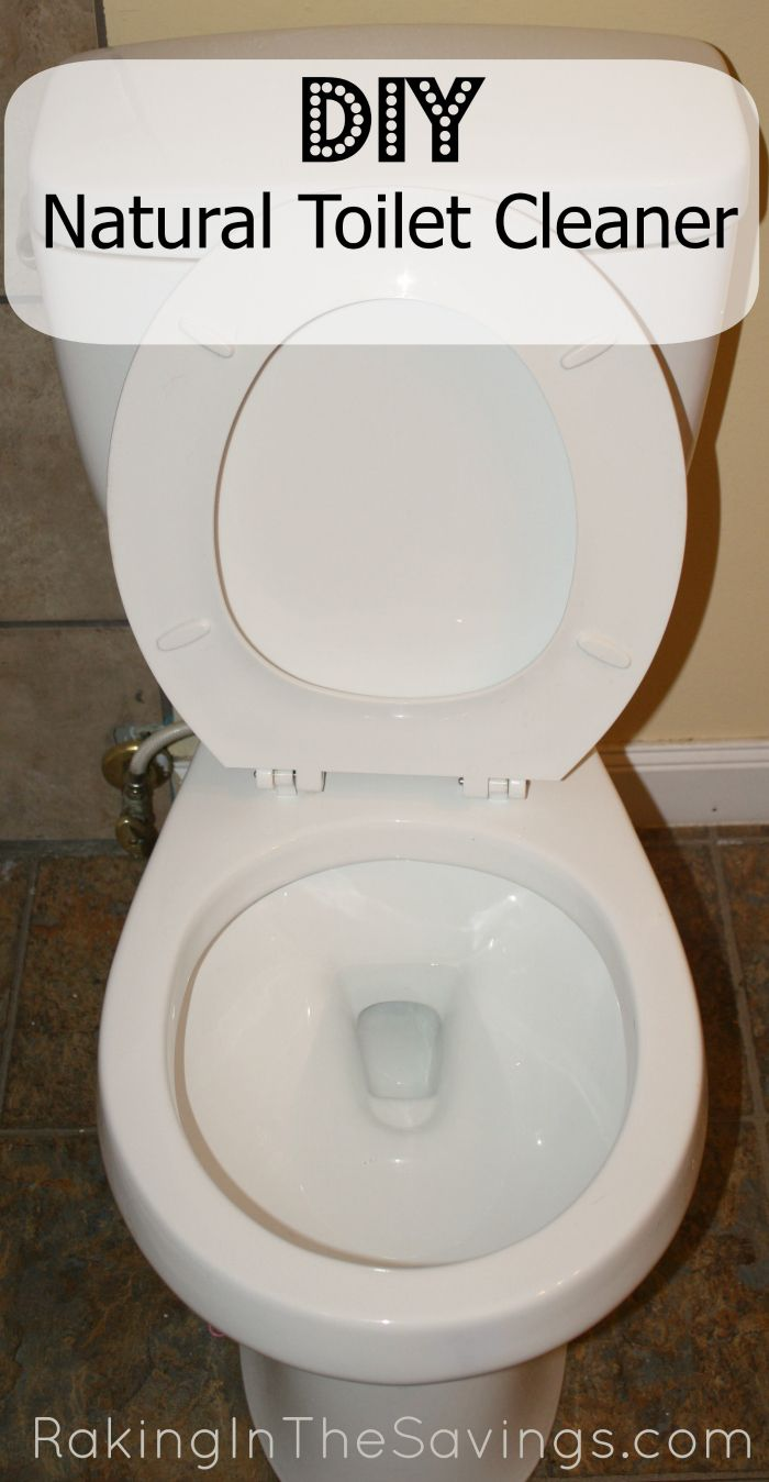 Diy Natural Toilet Cleaner Only 4 Cheap Ingredients Spring Cleaning Pinterest Toilets