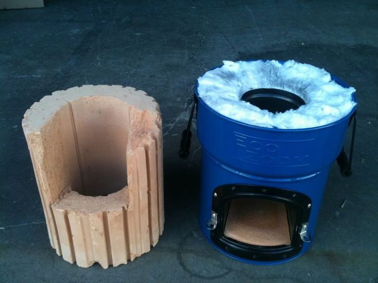 To Make Portable Outdoor Stoves