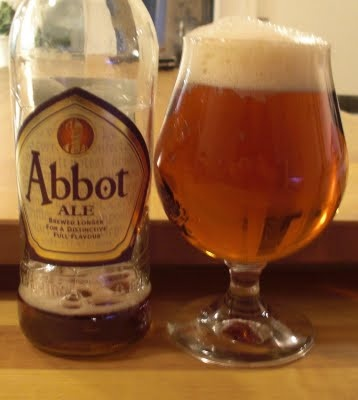 Best Drink Ever- Abbot Ale!